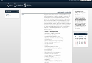 Kansas College Of Nursing Online